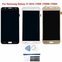 LCD Pantalla Tactil Touch Screen Digitizer para Samsung Galaxy J7 2015 J700F/H/M