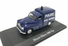 Morris Minor 1000 Van Police Dog Patrol 1:43 Scale Die Cast Model Car New Boxed