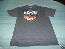 Transformers Autobot logo T-Shirt Size M