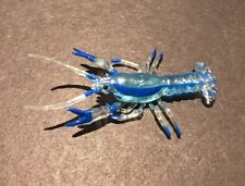 RARE Kaiyodo Yujin Takara Japanese Exclusive Mexican Dwarf Crayfish Figure Blue