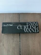 NuMe Curling Wand Pink Black 25mm Classic Curling Wand Tourmaline Ceramic