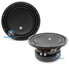 """(2) MEMPHIS MCR10S4 10"""" SUBS CAR SVC 4-OHM 600W SUBWOOFERS BASS SPEAKERS NEW"""