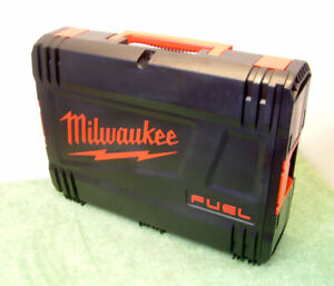 Genuine Milwaukee Drill Carry / Storage Case For M18 ONEDD /PD -502X - New