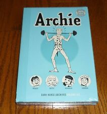 Archie Archives Volume 6, SEALED, Dark Horse Comics HC Archie #19-22 Pep # 57-58