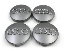 4 OEM Wheel Center Cap 4B0601170 Emblem 60mm FOR AUDI A2 A3 A4 A6 S4 S6 RS4 RS6
