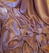 "1M dusky pink DRESS  SATIN FABRIC..58""  WIDE"