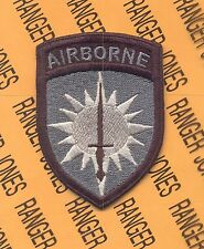 US Army Special Operations Command Pacific Airborne SOCPAC ACU patch