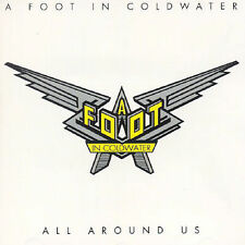 A Foot In Coldwater - All Around Us - New Factory Sealed CD