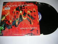 WAVEFORM - Waveforms - TCR tripple UK LP
