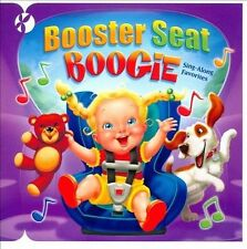 BOOSTER SEAT BOOGIE-V/A NEW CD