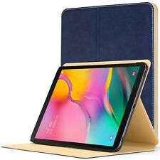 Samsung Galaxy Tab A 10.1 2019 Cover | Protective Luxury Case Stand | Royal Blue
