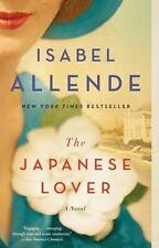The Japanese Lover: A Novel by Isabel Allende Paperback