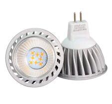 6 Pack MR16 LED Bulbs GU5.3 6W Aluminum Reflector 2700K Warm White Spot Light