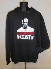 Nuevo Miami Heat #6 Lebron James Hombres 2XLARGE 2XL Sudadera por Majestic