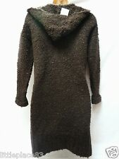 Next No Pattern Chunky, Cable Knit Hip Length Women's Jumpers & Cardigans