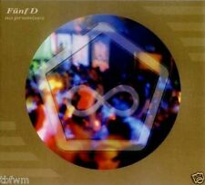 Cinque D-no Promises-CD ALBUM-progressive trance-Spirit zone Recordings