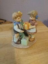 Goebel Christmas Figurine 1999 A Present For You 301267