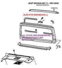 55395101AB CROWN Header Opening Seal
