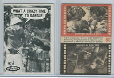 1965 Topps, Gilligan's Island, #39 What A Crazy Time To Gargle!