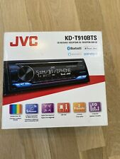 Jvc Kd-T910Bts Cd Receiver