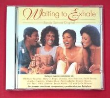 Waiting To Exhale - Original Soundtrack Album - 1 CD - USADO - MUY BUEN ESTADO