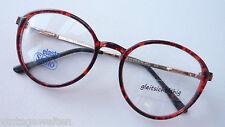 Safilo hochwertige Markenbrille Pantoform Brillenfassung occhiali Acetat size S