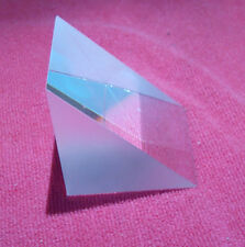 50x50x50mm K9 Optical Glass Right Angle Prism For Optical Experiment