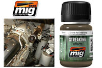 Stries Grime Pour Interiors Effects 35ml. A. Mig 1200 Ammo By Mig Jimenez