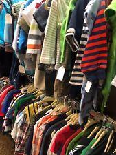 10pc Boys Summer Collection Lot Shirts Shorts Clothing Sizes 0 3 6 9 12 18 24