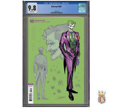 Batman #95 (2020) 1:25 Joker Variant [CGC 9.8] Preorder 7/21
