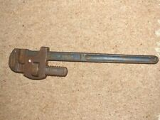 """RECORD 18"""" INCH STILSON / PIPE WRENCH"""