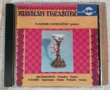 Vladimir Sofronitsky, Russian Treasure