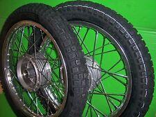 Räder komplett Rad für Simson S51 S50 KR51 Schwalbe Felge Alu Enduro Reifen