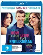 How To Make Love Like An Englishman (Blu-ray, 2015) Comedy Romance Film