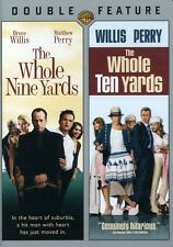 Whole Nine Yards/The Whole Ten Yards (2007, DVD NEW)