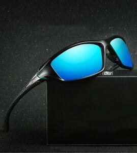 Men's UV400 Polarized Sunglasses Outdoor Driving Sport Fishing Sun Glasses
