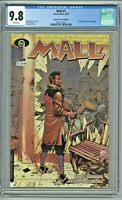 Mall #1 CGC 9.8 Unknown Comics Edition Creees Lee Variant Cover WD #1 homage
