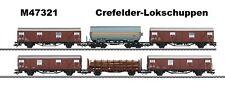 MÄRKLIN 47321 Set de 6 Vagón de mercancía DB Ep.III Según Deseo