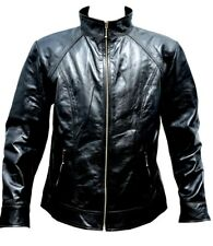 Ladies Real Leather Jacket Genuine Leather Slim Fit Women Casual Leather Jacket