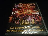 "DVD NEUF ""CABARET PARIS CHIC - ORIENT SUPER STARS"" la 1ere revue orientale"