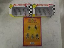 LAST SET MTH FIGURES/CYCLES 30-11084 30-11085 30-11091 NEW NOT HARLEY DAVIDSON!