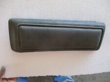 1971 1972 1973 Mustang Cougar Black Center Console Top Lid
