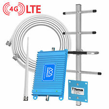 Home 4G Cell Phone Signal Booster for Home and Office - Verizon, AT&T, T-Mobile