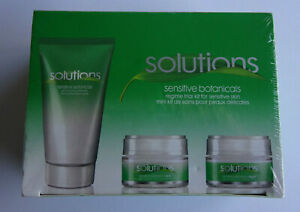 Brand New Avon Solutions, Sensitive Botanicals Trial Kit