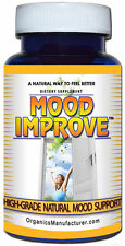 MOOD IMPROVE - Mood Elevator - Stress -  60 Capsules
