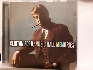 CLINTON FORD MUSIC HALL MEMORIES CD FAN DANCE FANNY WHY DONT WOMEN LIKE ME