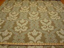 2 3/4 yd Sunbrella Fiery Blast Twine Indoor / Outdoor Upholstery Fabric r2033b