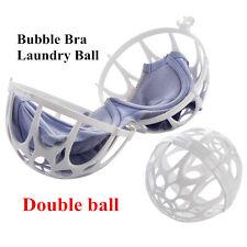 Magic Double Wash Ball Bubble Bra Underwear Laundry Balls For Washing Machine
