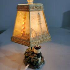 New ListingVintage Small Lighthouse Lamp with3D Shade