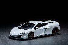1/18 Kyosho Ousia McLaren 675LT in Silica White